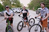 Ben Witt, Curtis Ness, John Ebling at Lebanon Hills